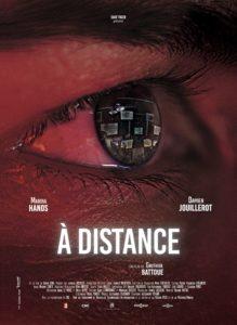 À distance de Gauthier Battoue affiche film cinéma court-métrage