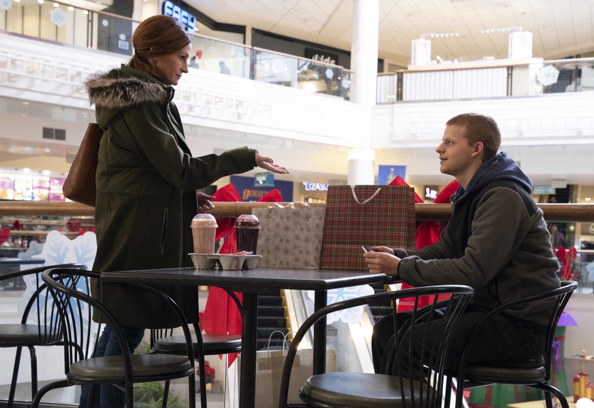 Ben is Back de Peter Hedges affiche image Julia Roberts et Lucas Hedges