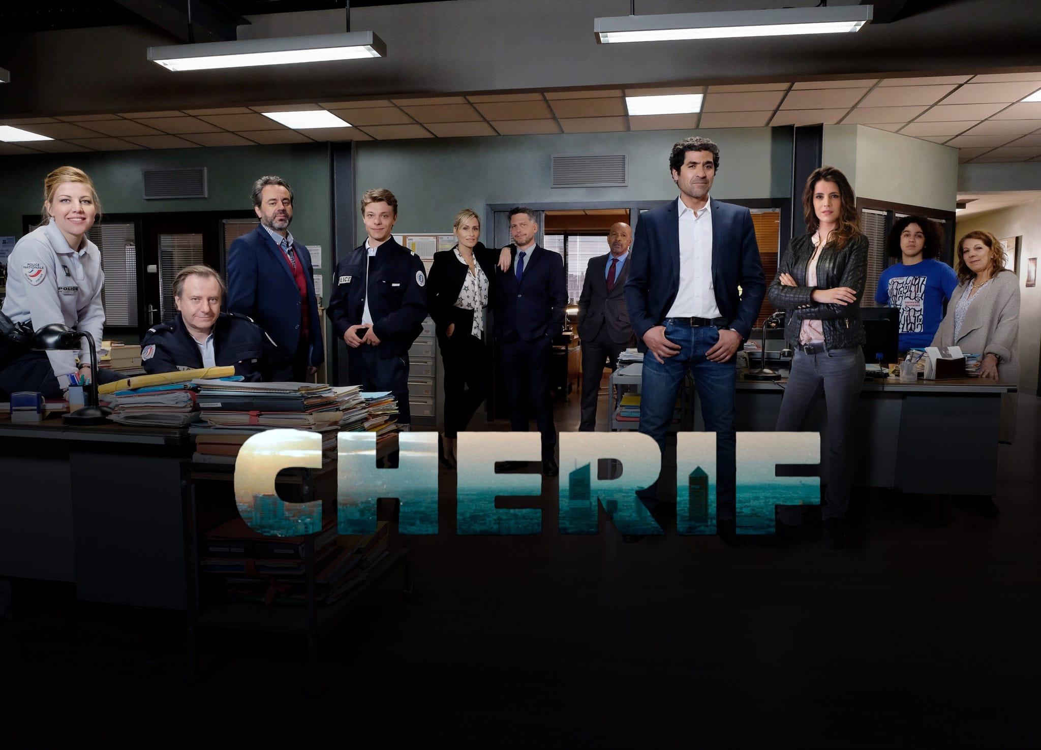 CHERIF SAISON 6 affiche série