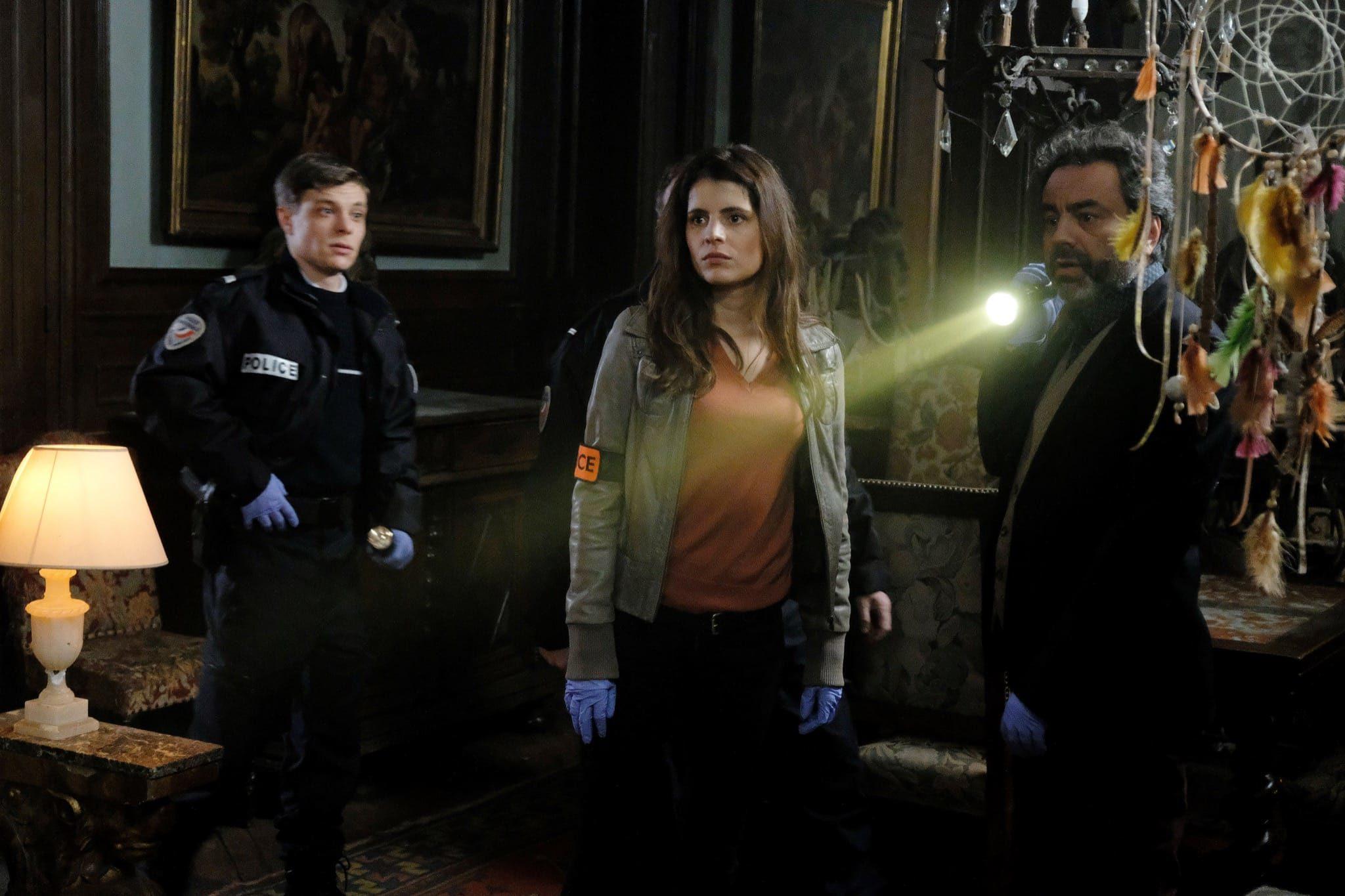 CHERIF saison 6 épisode 4 CHERIF FAIS-MOI PEUR image série