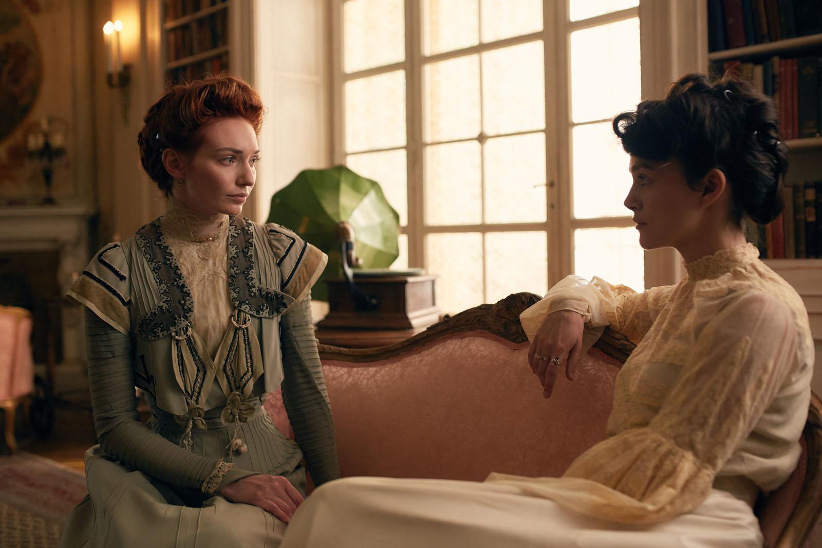 Colette film critique cinema avis Photo Eleanor Tomlinson Keira Knightley