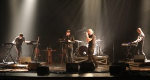 FIERS ET TREMBLANTS de MARC NAMMOUR - LOÏC LANTOINE image live chanson