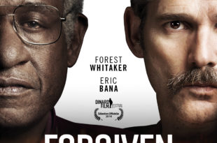 Forgiven Affiche film Forest Whitaker avis critique