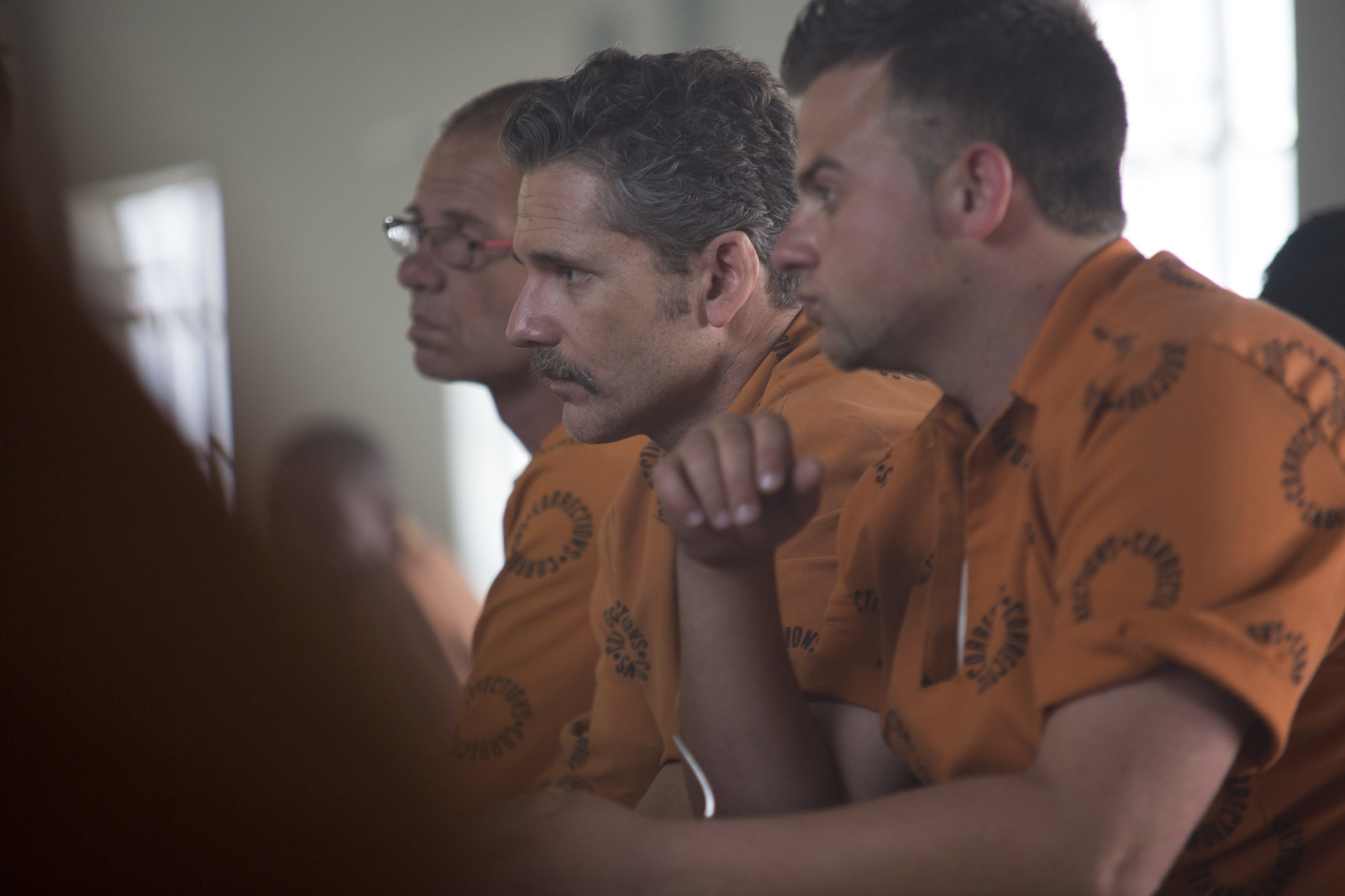 Forgiven photo film critique avis Eric Bana
