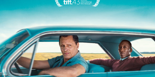 Green Book critique film avis affiche