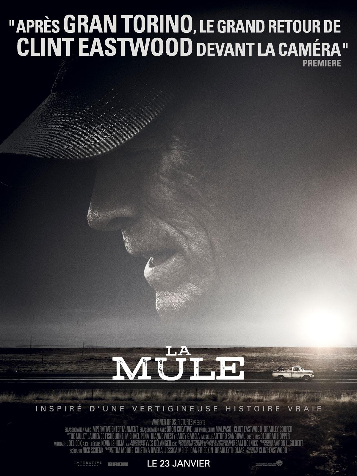La Mule affiche critique film avis