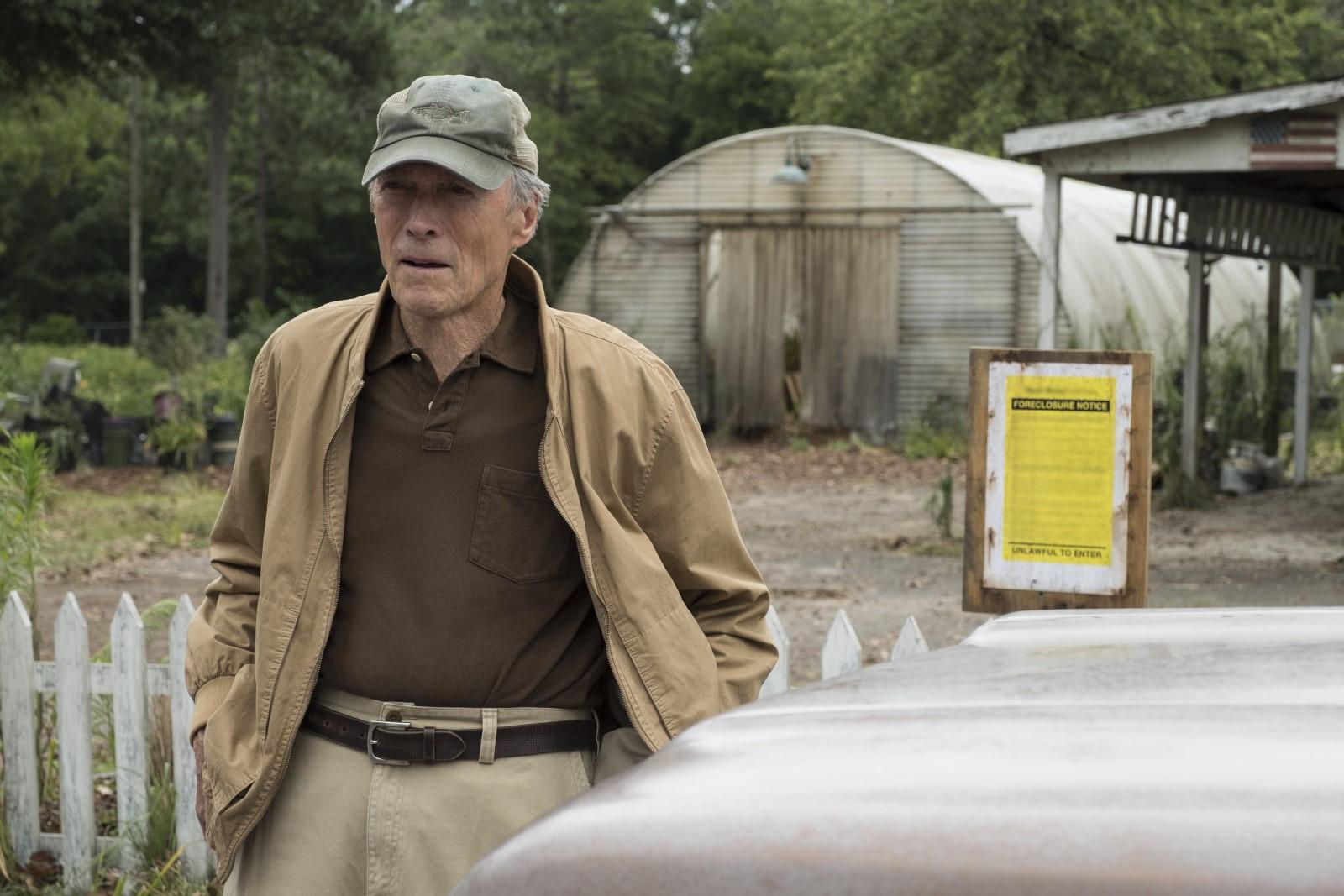 La Mule Photo Clint Eastwood critique avis film