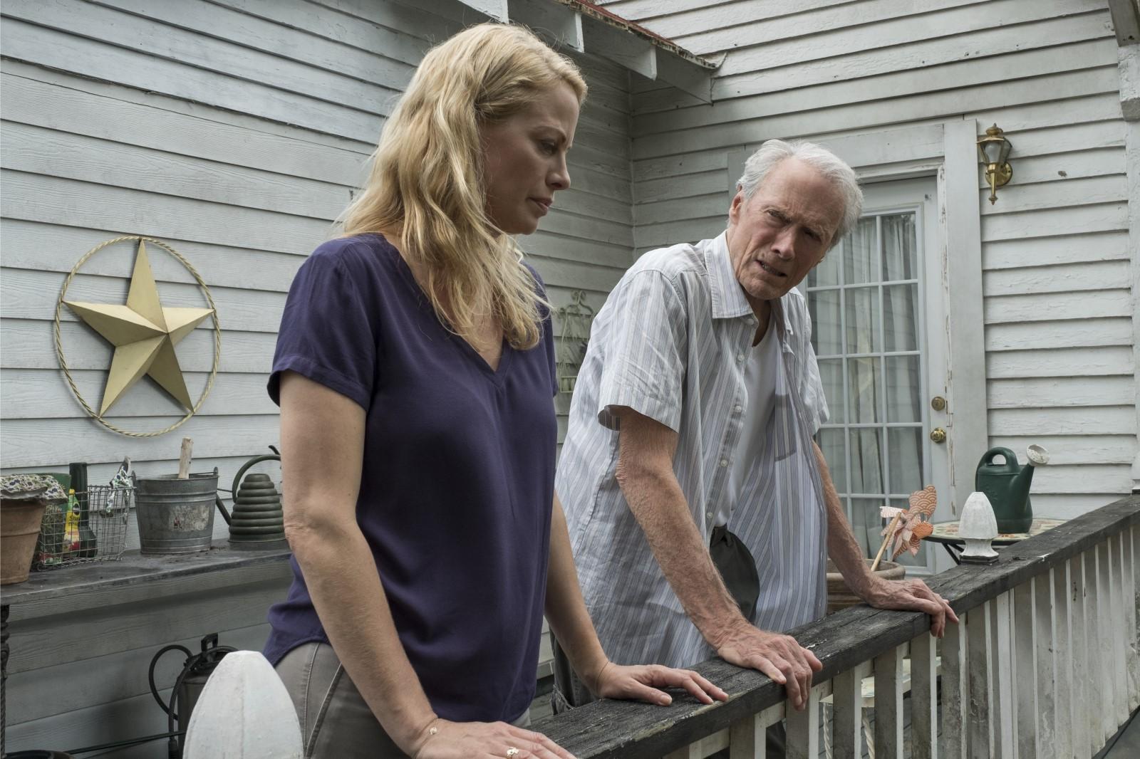 La Mule photo film critique avis Alison Eastwood, Clint Eastwood