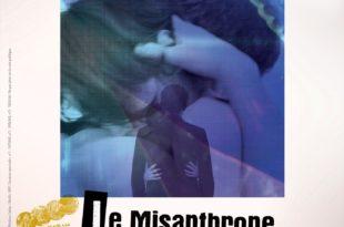Le Misanthrope par la Compagnie La Première Bande affiche festival Traits d'Union 2019