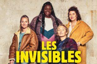 LES INVISIBLES de DE LOUIS-JULIEN PETIT affiche film cinéma