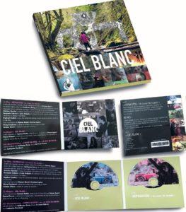 photo Coffret Collector DVD+CD CIEL BLANC