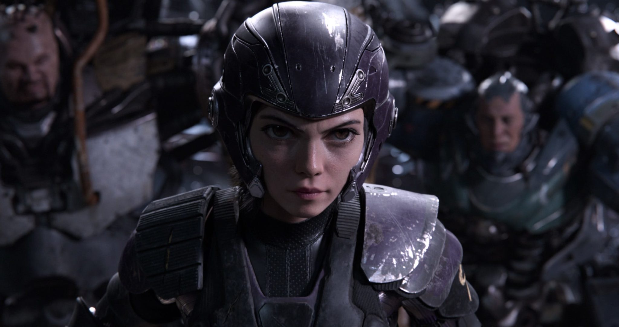 Alita : Battle Angel de Robert Rodriguez image film cinéma