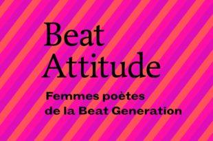 Beat Attitude : Femmes poètes de la Beat Generation image couverture livre anthologie poésie