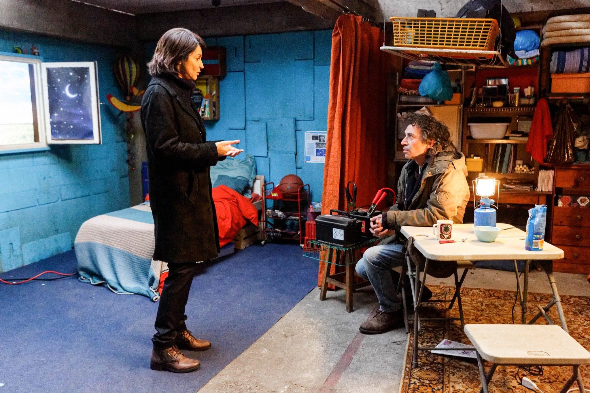 Box 27 d'Arnaud Sélignac image téléfilm