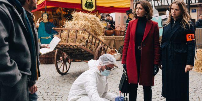 Disparition inquiétante de Arnauld Mercadier image téléfilm