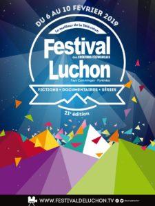 Festival de Luchon 2019 affiche fiction, documentaires, séries