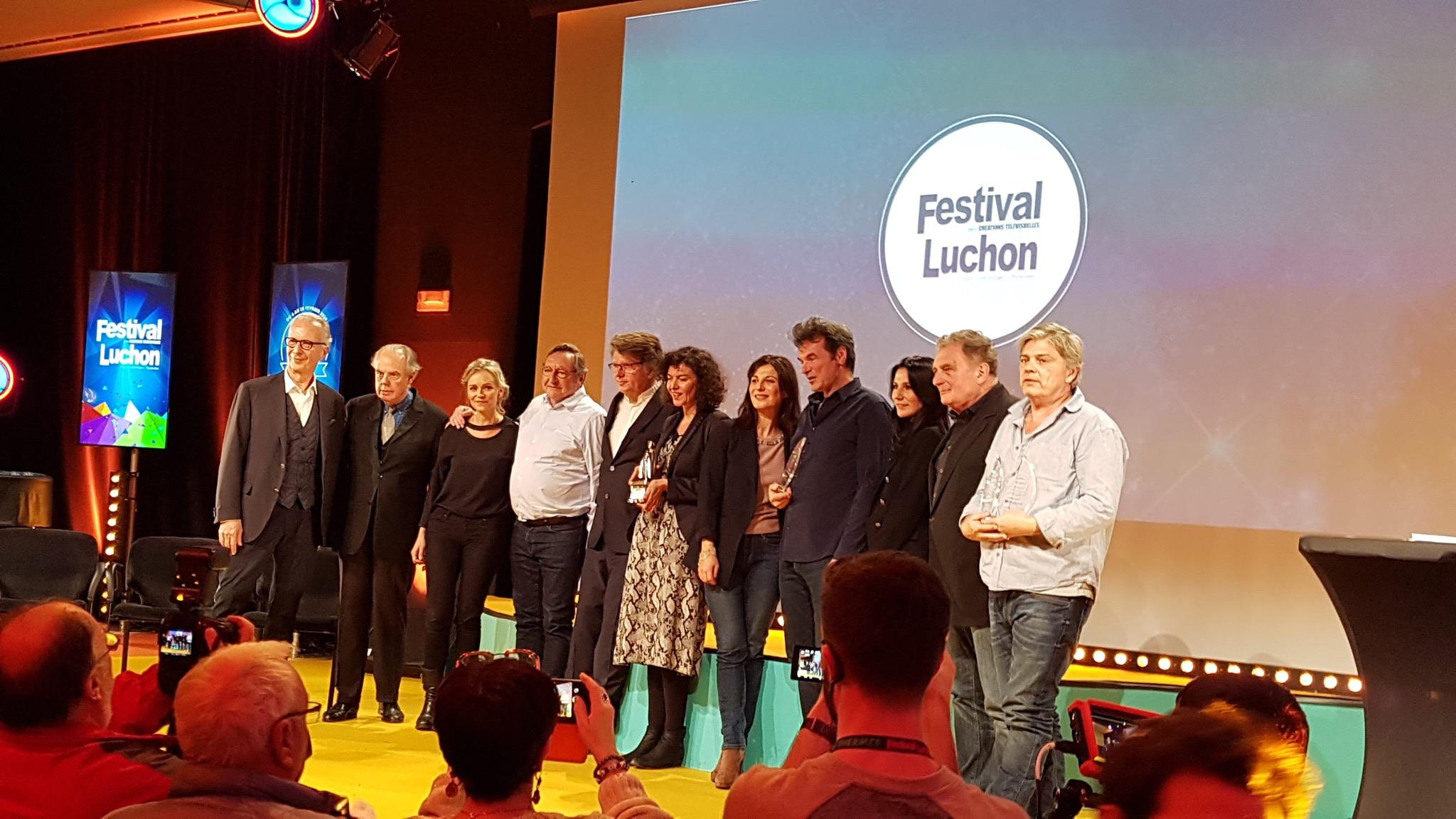 Festival de Luchon 2019 image Le Palmarès Documentaire télévision