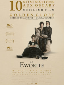La favorite critique avis film affiche