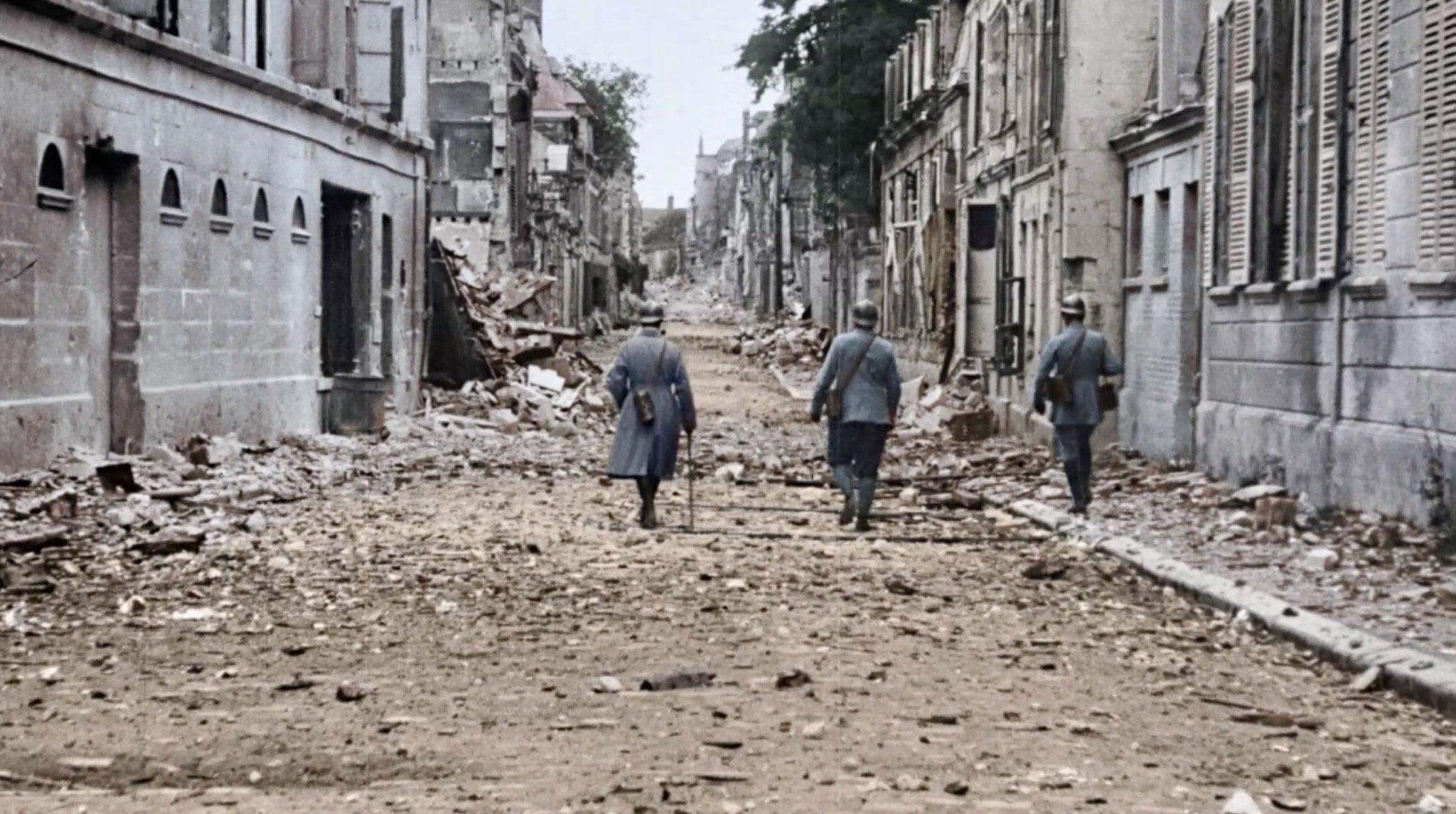 La France de l'entre-deux guerres de Romain Icard image EPISODE 1 PARTIE 1