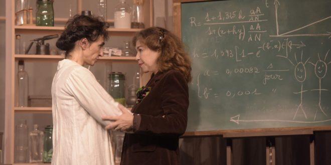 Le paradoxe des jumeaux par Bernadette Le Saché image pièce de théâtre