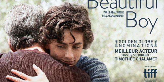 My Beautiful Boy critique film avis affiche