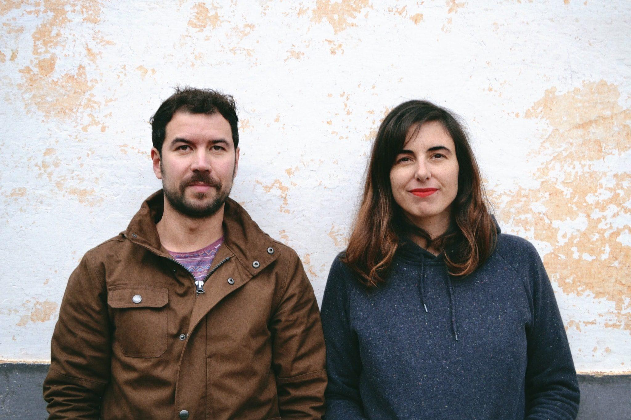 image Sébastien Gavignet et Annalisa Marí Pegrum