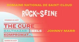 Rock en Seine 2019 affiche programmation festival musique