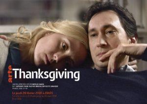 Thanksgiving de Nicolas Saada affiche série télé