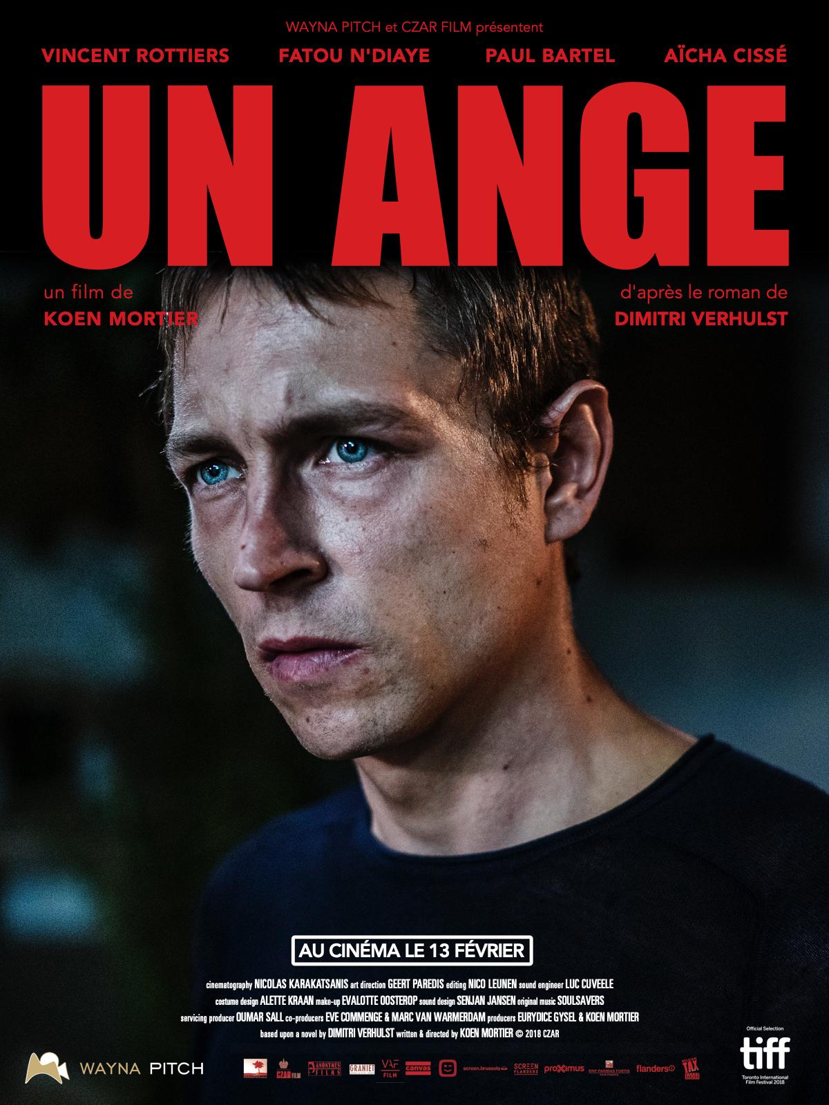 Un ange critique film avis affiche