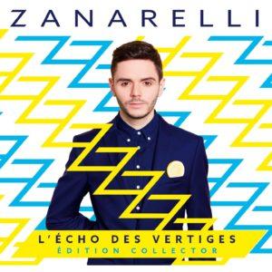 ZANARELLI image POCHETTE album L'ECHO DES VERTIGES EDITION COLLECTOR REEDITION musique