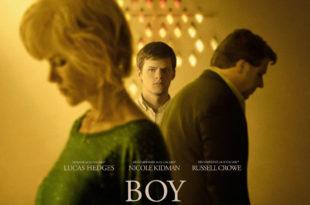 Boy Erased affiche film critique avis