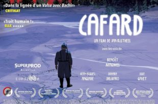 cafard de Jan Bultheel Affiche film animation