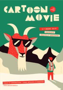 Cartoon Movie 2019 affiche animation