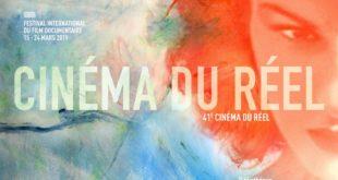 Cinéma du réel 2019 Affiche festival de documentaires
