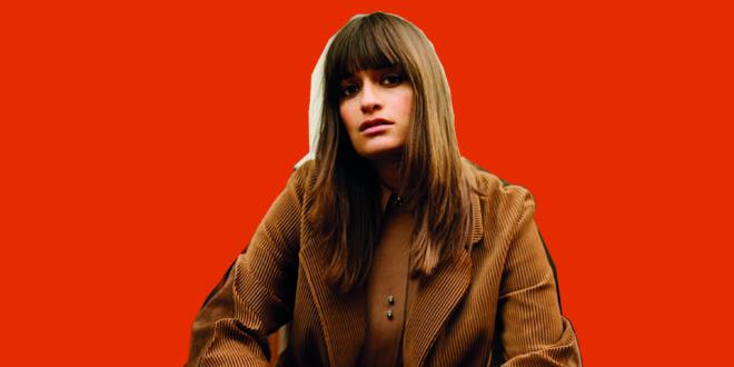 Clara Luciani image pochette cover album Sainte Victoire musique