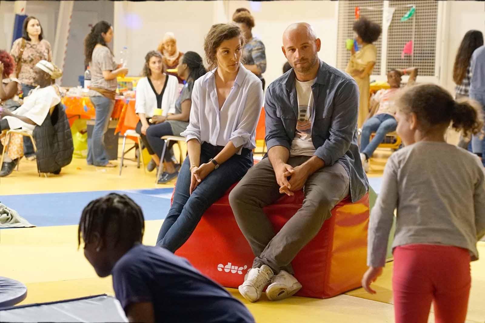 Damien veut changer le monde Photo Camille Lellouche Franck Gastambide avis film critique