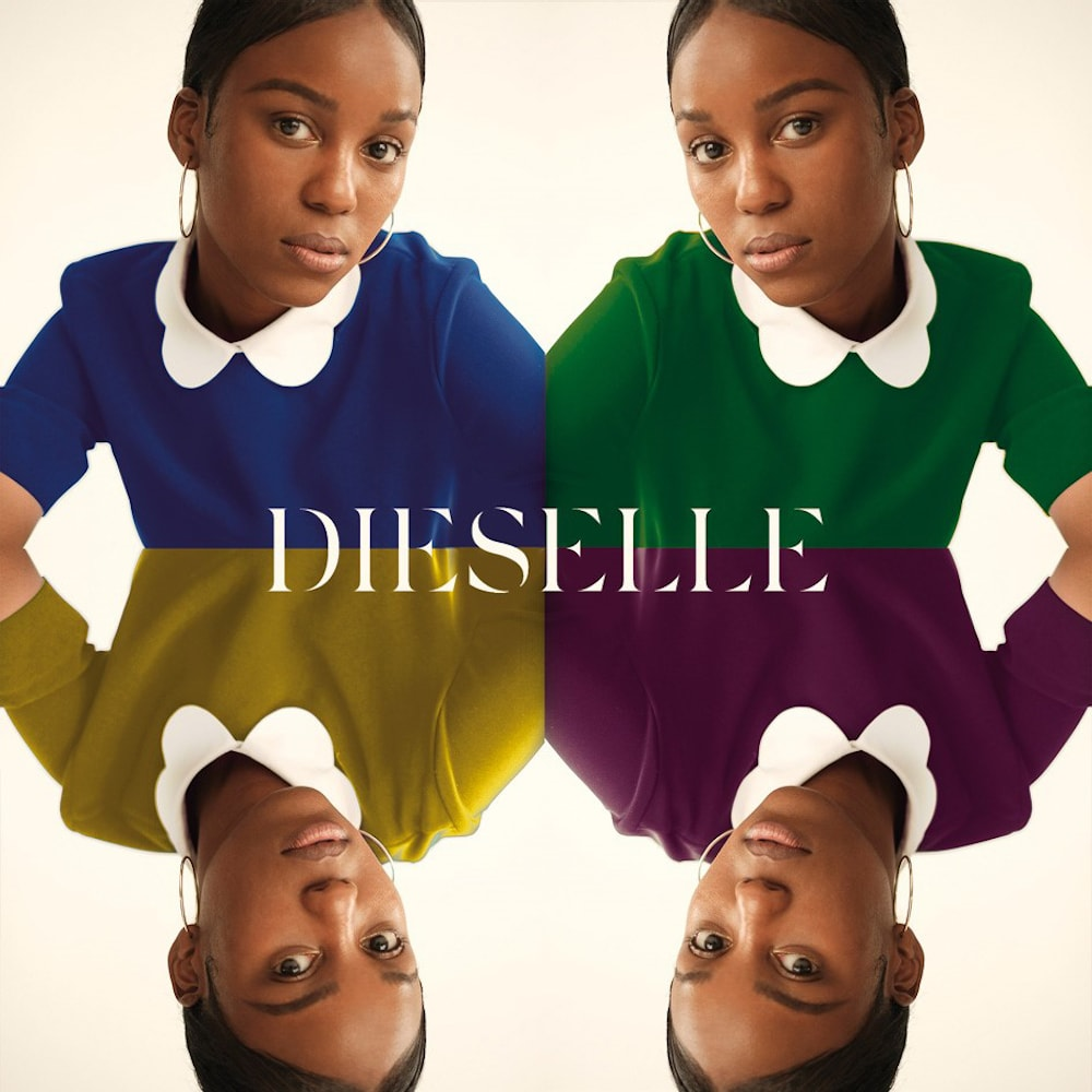 Dieselle image Cover single On ne s'oublie pas musique