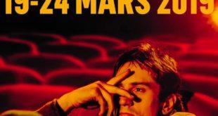 Festival 2 Valenciennes 2019 affiche cinéma