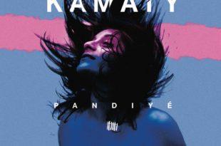 Maya Kamaty image album cover Pandiyé musique