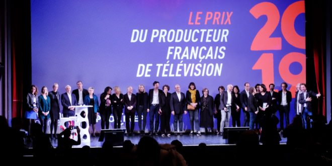 Prix Export TV France International et Prix du producteur français de télévision 2019 photo