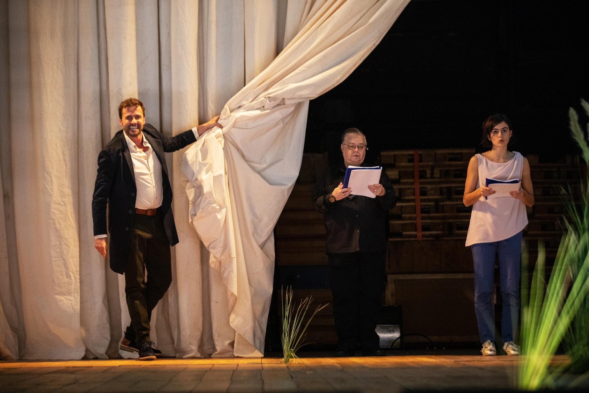 Sopro de Tiago Rodrigues image théâtre
