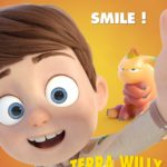 Terra Willy, Planète Inconnue d'Eric Tosti affiche animation