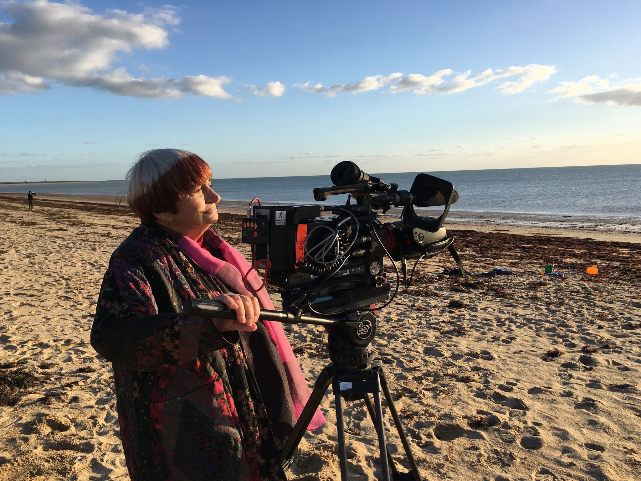 Varda by Agnès d'Agnès Varda image film documentaire