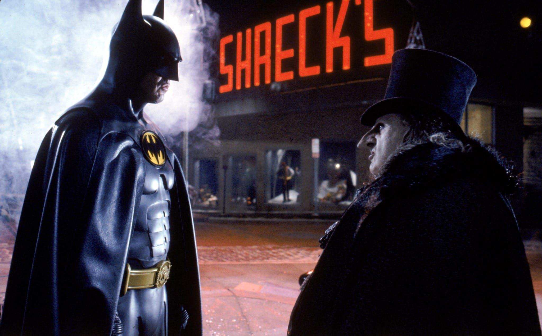 Batman, le défi de Tim Burton image film cinéma