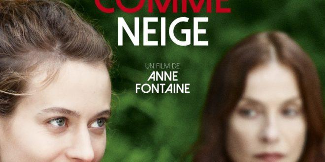 Blanche comme neige d'Anne Fontaine affiche film cinéma