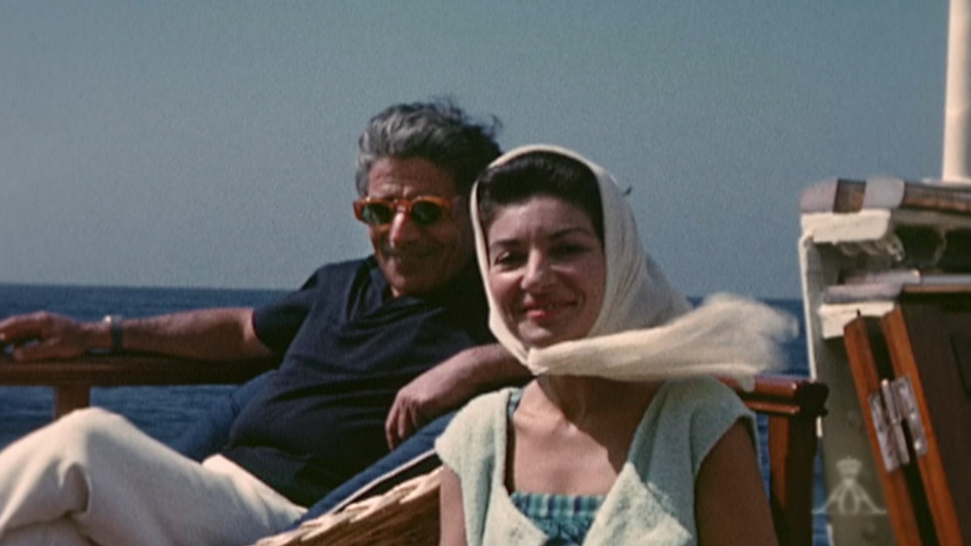 Callas Kennedy Onassis 2 reines pour un roi de Philippe Kohly image documentaire