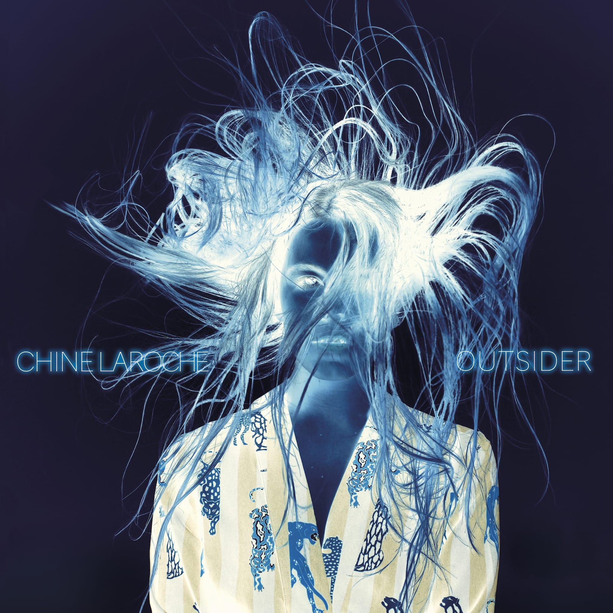 Chine Laroche image pochette cover EP Outsider musique