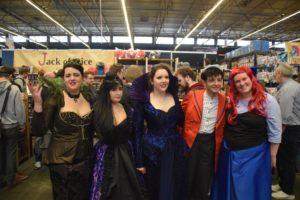 Festival de comics, science-fiction et séries TV à Gand