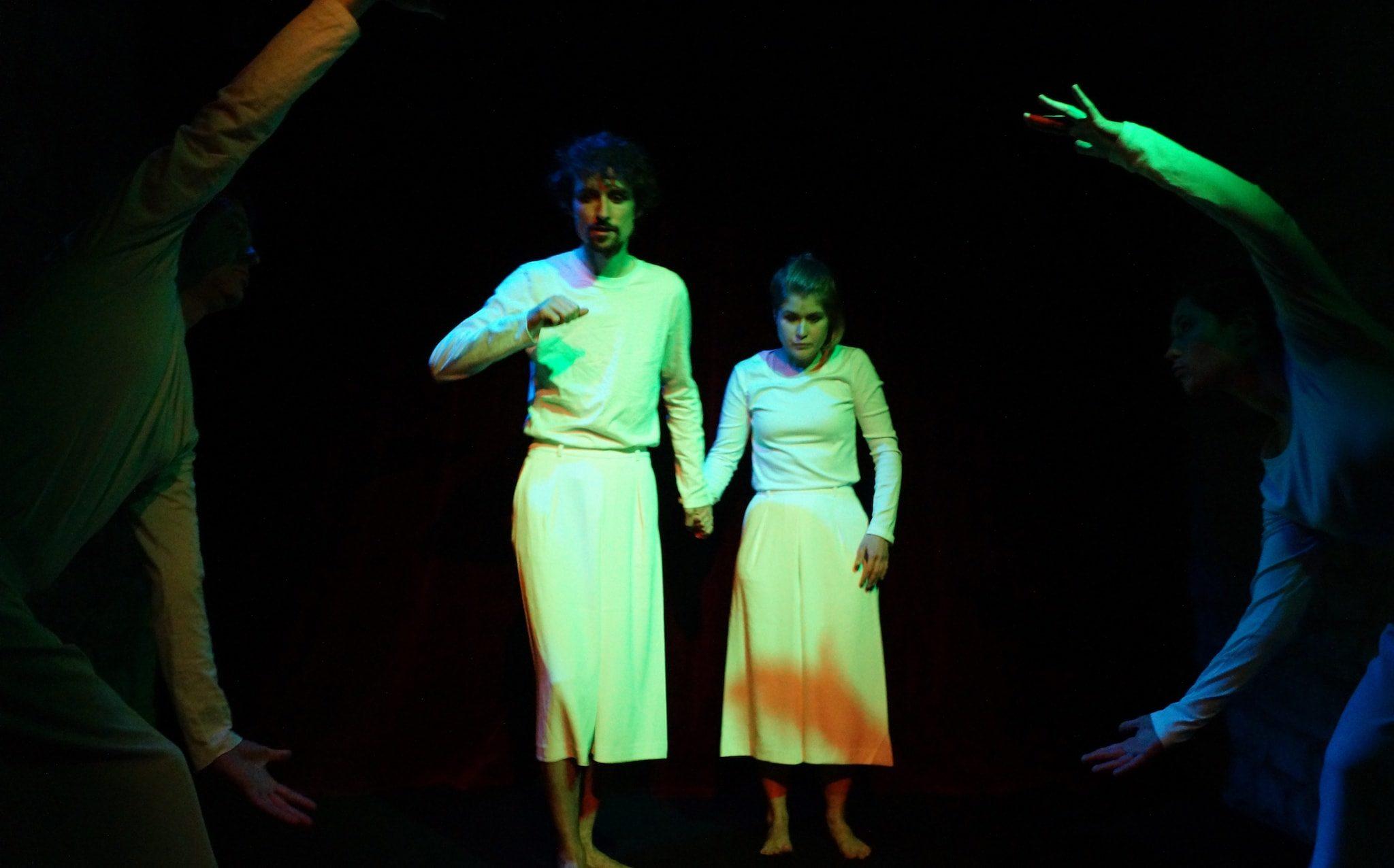 Fushigi ! de la compagnie Again! Productions image théâtre