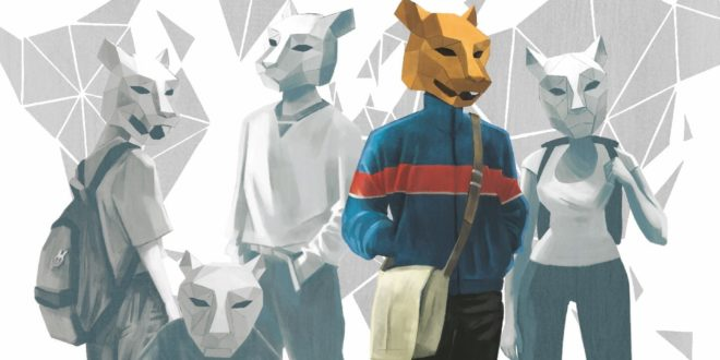 Guillo image Pochette cover album Macadam Animal musique